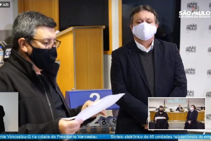 CDHU – Confira os nomes dos 65 beneficiários sorteados pela CDHU em Venceslau